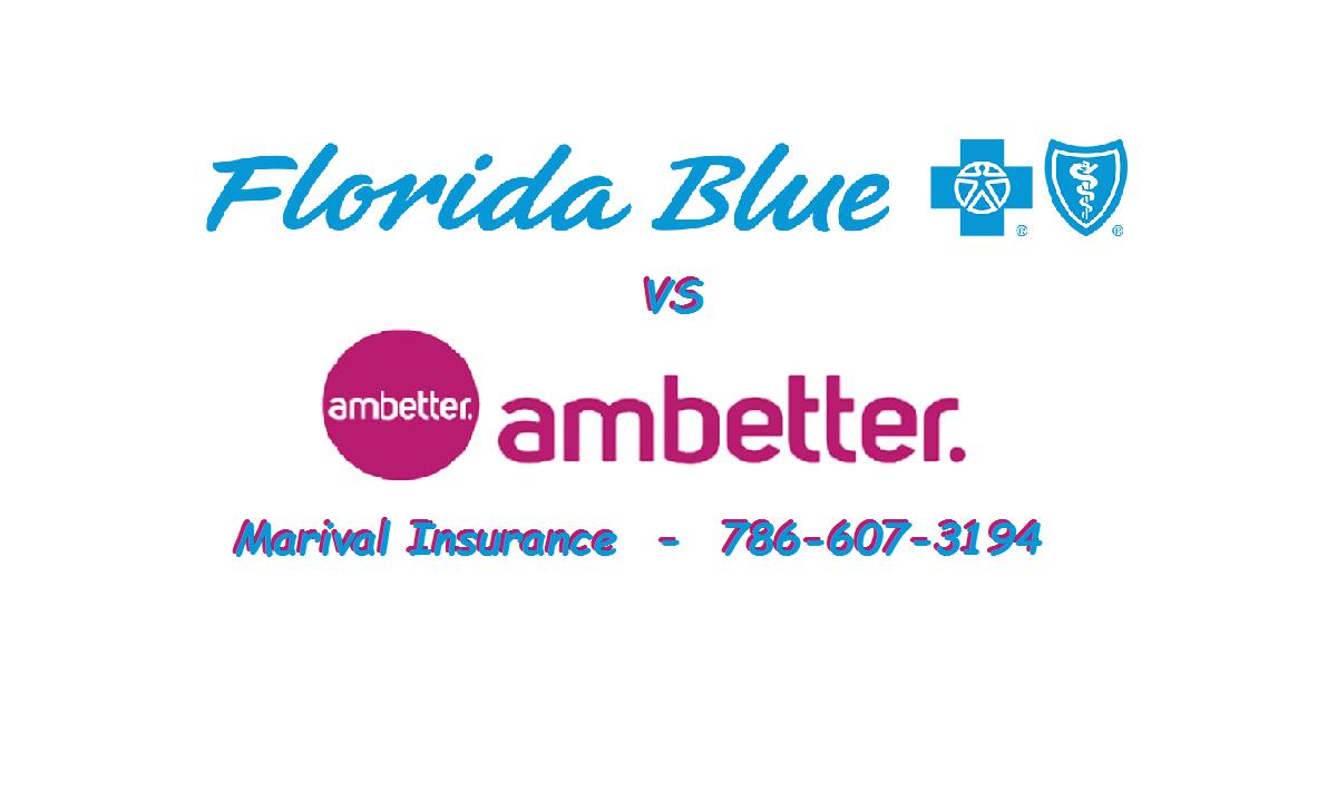 Florida Blue O Ambetter Obamacare Seguros Medicos Economicos